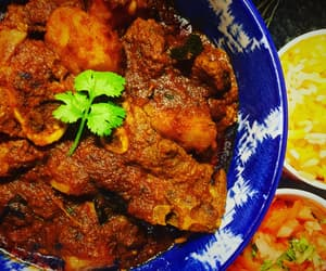 article, blogger, and curry image