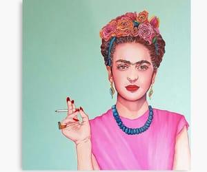 famous, Frida, and frida kahlo image