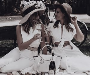 fashion, drinks, and food image