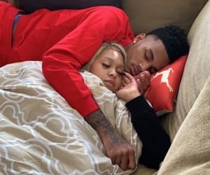 lovers, jilly anais, and dejounte murray image