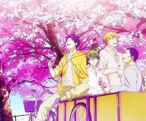 anime, handsome, and takao image