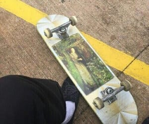 skateboard and skate image