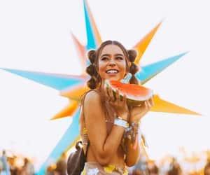 coachella, festival, and beauty image