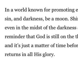 bible, moon, and shine image