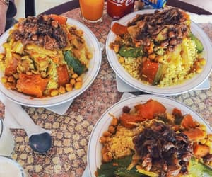 arabic, food, and moroccan image