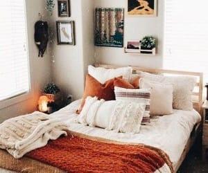 Bed decor!