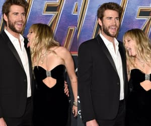 Marvel, miley cyrus, and tongue image