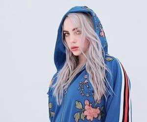 blond, билли айлиш, and pretty image