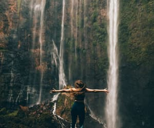 adventure, green, and travel image