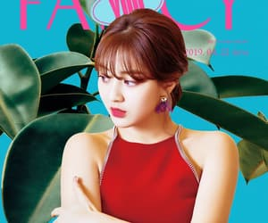 brown hair, twice, and fancy era teaser photo image
