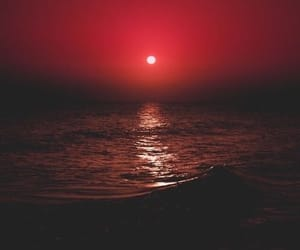 amazing, red, and light image