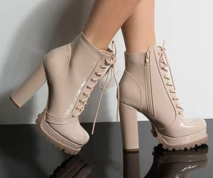 shoes heels boots, fashion outfit clothes, and girls girly girl image