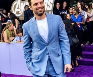 sebastian stan, Avengers, and winter soldier image
