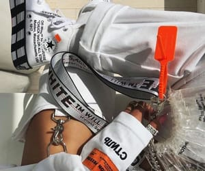 aesthetic, fashion, and off white image