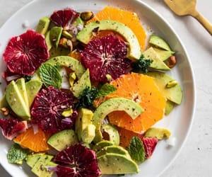 avocado, grapefruit, and mint image