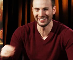 actor, chris evans, and Marvel image