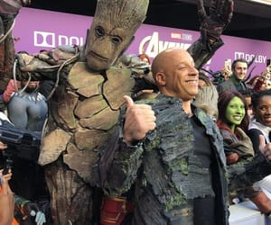 Avengers, world premiere, and guardians of the galaxy image