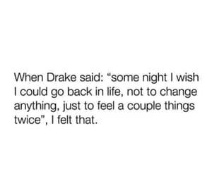Drake, feel, and life image