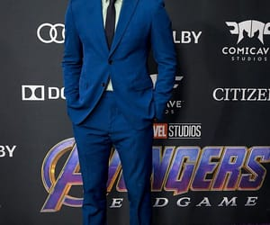 Avengers, chris evans, and world premiere image