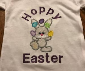 easter, boys clothes, and easter bunny image