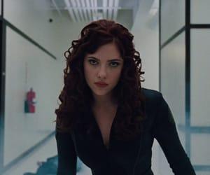 black widow, iron man 2, and Scarlett Johansson image
