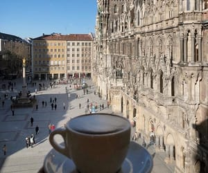coffee, culture, and germany image