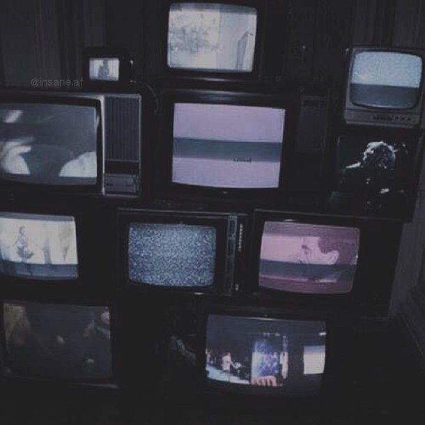 article, tv, and friends image