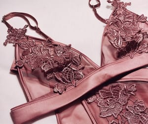 fashion, lingerie, and rose gold image