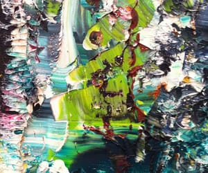 canadian artist, contemporary art, and jean-paul riopelle image