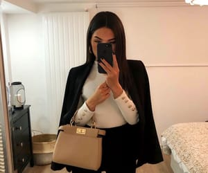bag, chic classy luxury, and fashion image