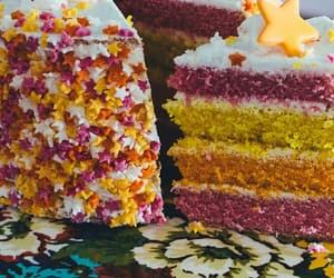 aesthetics, cake, and beautiful image