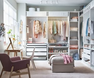 closet, house, and ideas image