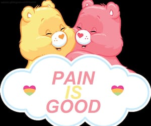 aesthetic, care bears, and carebears image