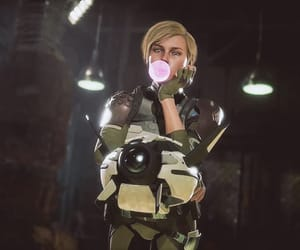 game, gamer, and cassie cage image