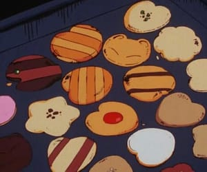 anime, cookie, and Cookies image