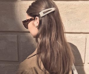 clothes, hair, and hair clips image