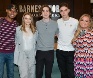 actor, josephine langford, and shane paul mcghie image