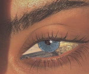 eyes, 90s, and blue image