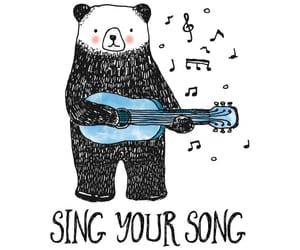 bear, sing, and your song image