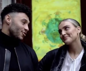 alex chamberlain, perrie edwards, and little mix image