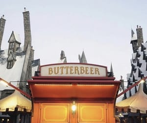 fandom, fangirl, and butterbeer image