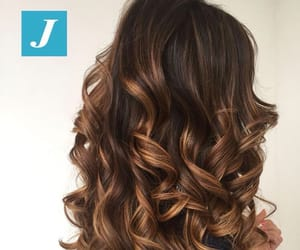 cabelo, fashion, and hair image