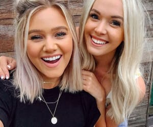 blondes, faces, and girls image