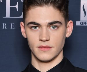 hero fiennes tiffin, after, and book image