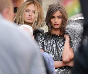 girls, models, and taylor hill image