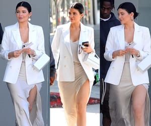 celebrities, style, and jenner image