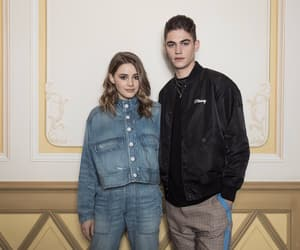 book, hero fiennes tiffin, and josephine langford image