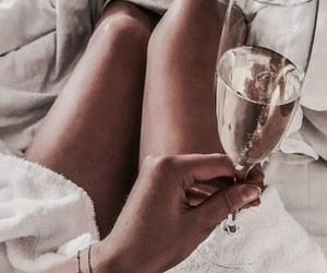 champagne, vacation, and wanderlust image