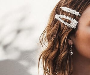 accessories, girl, and necklace image