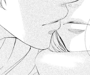 kiss, tumblr, and love image